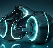Tron Lightcycle by Djjon3