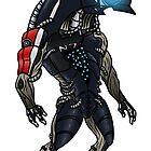 Chibi Legion by RedFlare