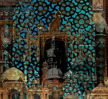 Mosques and Temples by Sabine Spiesser