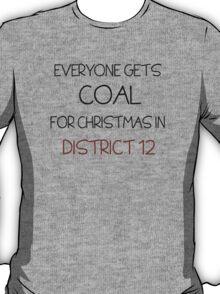 Coal for Christmas T-Shirt