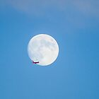 Fly to the Moon by gerardofm4