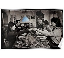 The Last Thanksgiving Before Foreclosure Poster