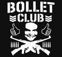 "Bo Dallas ""Bollet Club"" T-Shirt by srml"