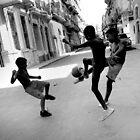 Street Soccer by afisilver
