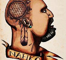Nahko Bear by Daniel Watts