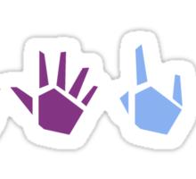 Prime Beams (Color) Sticker