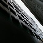 "Melbourne Skyscrapers ""The Shadows in Between""  by CDCcreative"