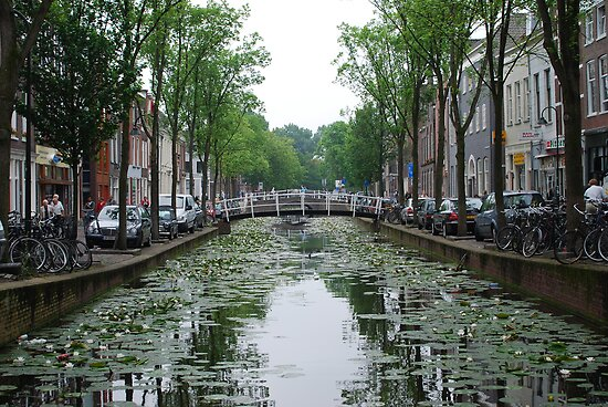Dutch Canal by shakey