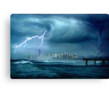 Climate Shift Canvas Print