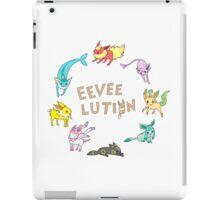 Eeveelution iPad Case/Skin