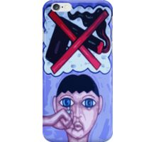 TEARS OF A CHILD iPhone Case/Skin