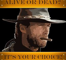 Clint Eastwood - For a Few Dollars More by Laren17