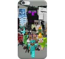 MineWorld5 iPhone Case/Skin