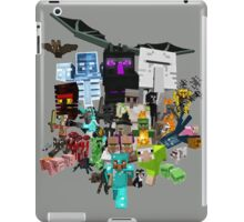 MineWorld5 iPad Case/Skin