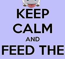 Feed Poro :D by Pakitos