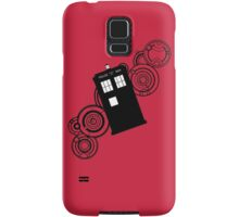 doctor who tardis r Samsung Galaxy Case/Skin