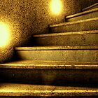 Merlin's Staircase by Ruben D. Mascaro