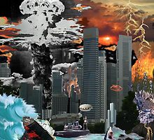 """my vision of """"Infinite Future Chaos"""". by trickyruby"""