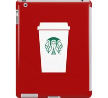 DR COFFEE 2 iPad Case/Skin