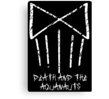 Death and the Aquanauts Canvas Print