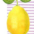 L is for Lemon by mrana