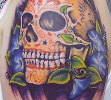 sugar skull by margodalia