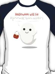 Halloween will be spook-tacular T-Shirt