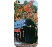 Norfolk & Western #611 - Eggleston, VA iPhone Case/Skin