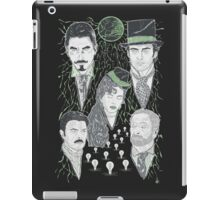 The Prestige - Green Variant iPad Case/Skin