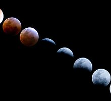 Lunar Eclipse by richocam