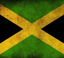 Jamaican Flag by BevsandBecka