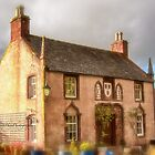 Delgatie Castle Laundry (Now Forester's Cottage) Turriff, Scotland by Yannik Hay