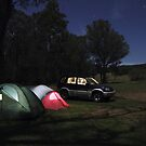 Campsite by Will Hore-Lacy