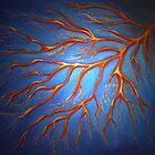 Red Sea Fan by Troy Wekwerth
