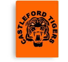 Castleford Tigers Canvas Print