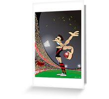 Matthew Lloyd Greeting Card