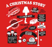 Christmas Story Quotes by waywardtees