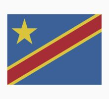 Congolese Flag, Democratic Republic of the Congo, CONGO by TOM HILL - Designer