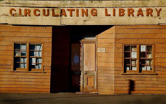 Clunes Circulating Library by Joe Mortelliti
