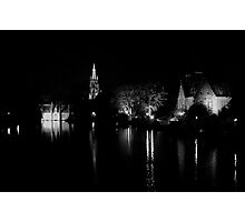 Lake of love Photographic Print