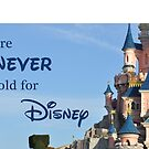 Never too old for Disney 2 by May92