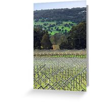 Swan Valley Winery Greeting Card