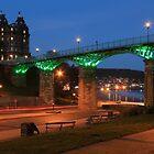Scarborough Spa Bridge by EarlCVans