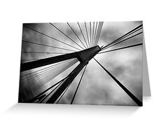 Anzac bridge Greeting Card
