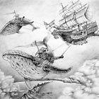 Wind Whales by Wil Zender