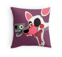 Mangle (Five Nights At Freddy's 2) Throw Pillow