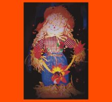 Scarecrow maiden Kids Clothes