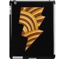 Black Injustice iPad Case/Skin
