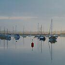 Swan Bay, Queenscliff by Joe Mortelliti
