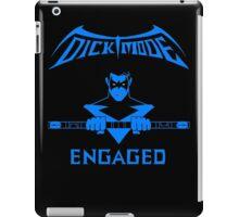 DickMode iPad Case/Skin